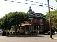19th-century inn, Cape May, N.J.